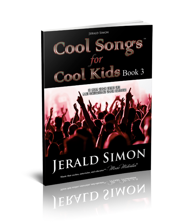 COOL SONGS SERIES by Jerald Simon (Music Motivation - musicmotivation.com/coolsongs)