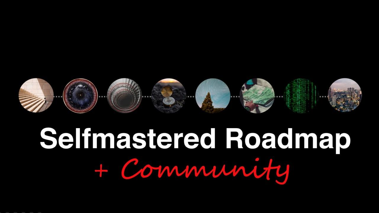 B6p2329mqrqhhylx2t3v selfmastered roadmap community