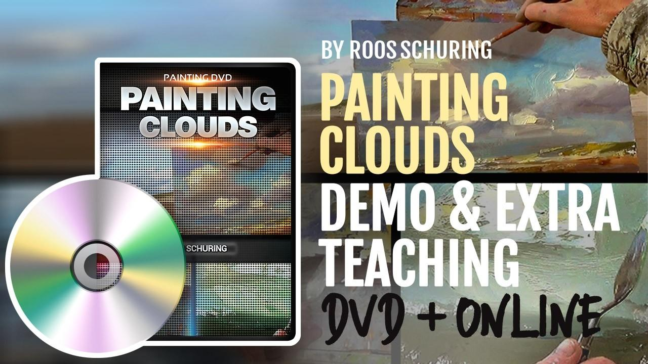 Ey4mgjpcs0kaszuhmo8s dvd and mini course painting clouds