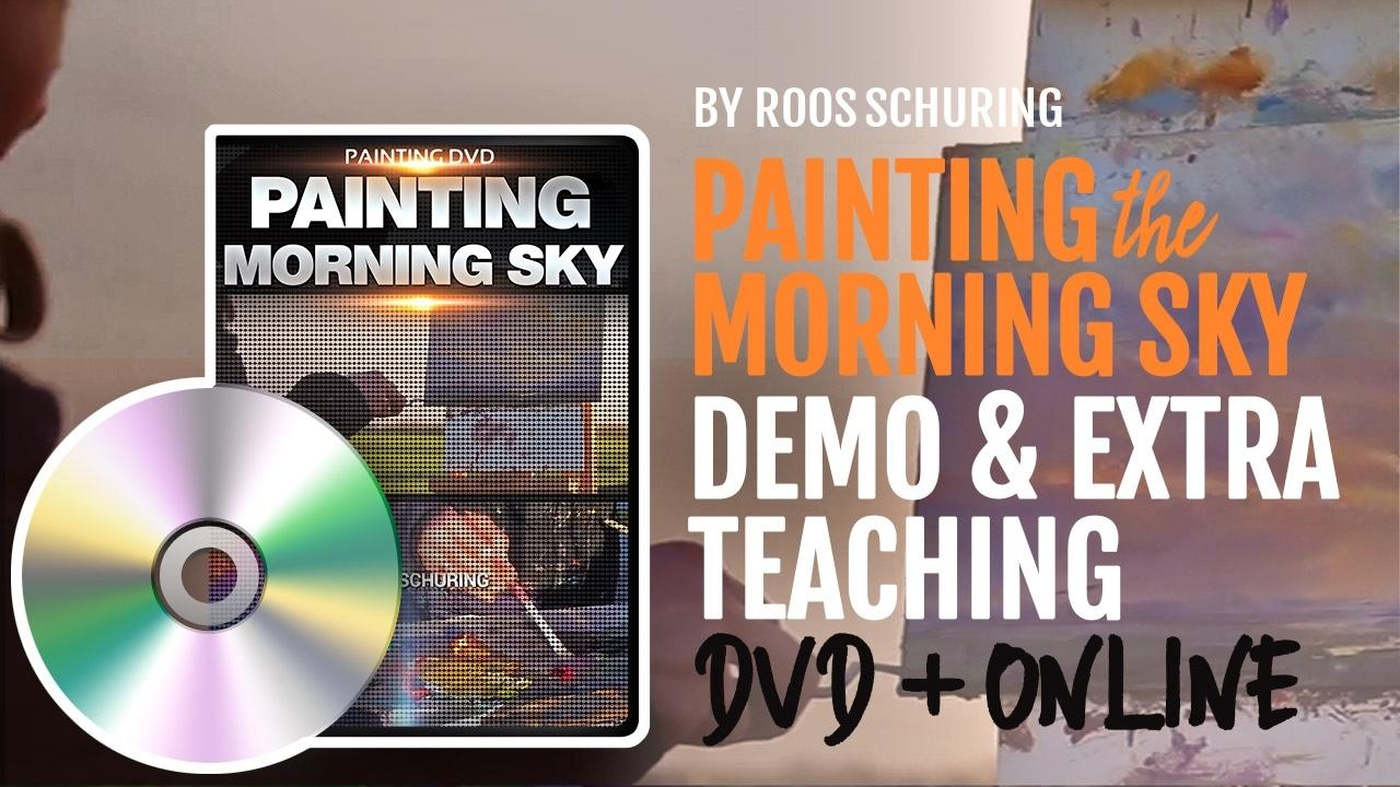 Hctnox9zqlqnch95xt5c dvd and mini course painting sun