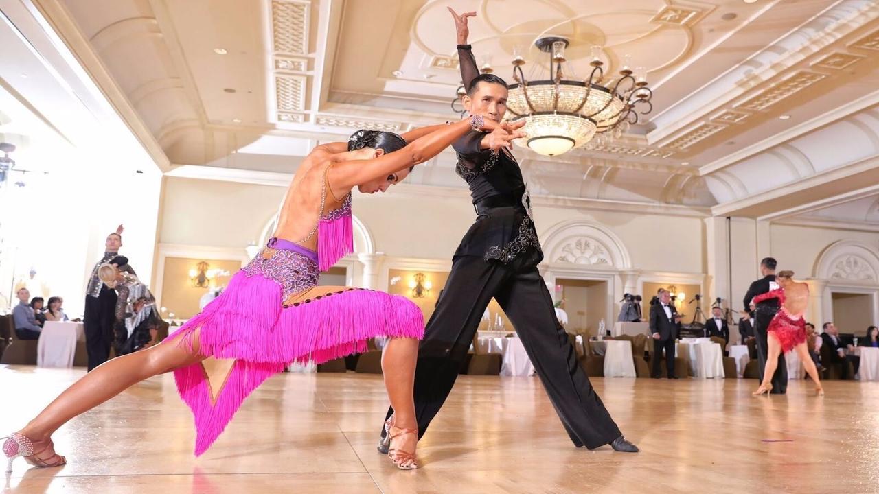 Strålende World Dance University XK-46