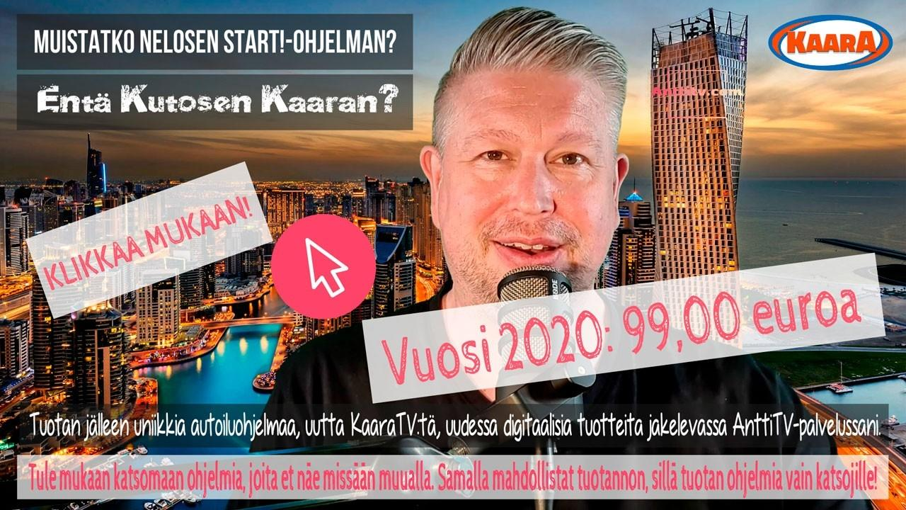 Nbleqplsqx2x3wk6lnxj vuosi 2020 99 euroa