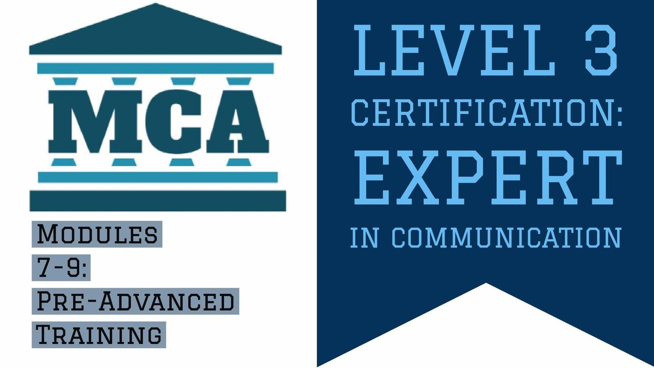 T14uer3tbsru8nppsx9g mca level 3 certification shrunk
