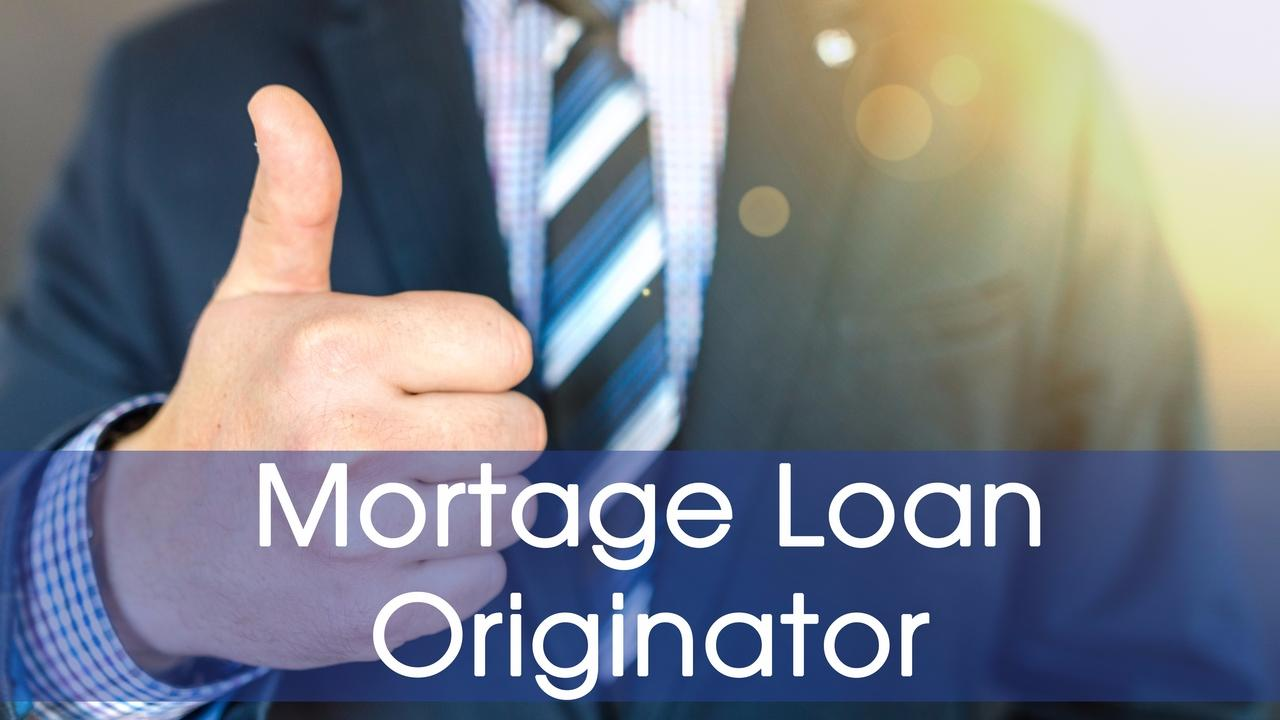 Mortgage loan officer