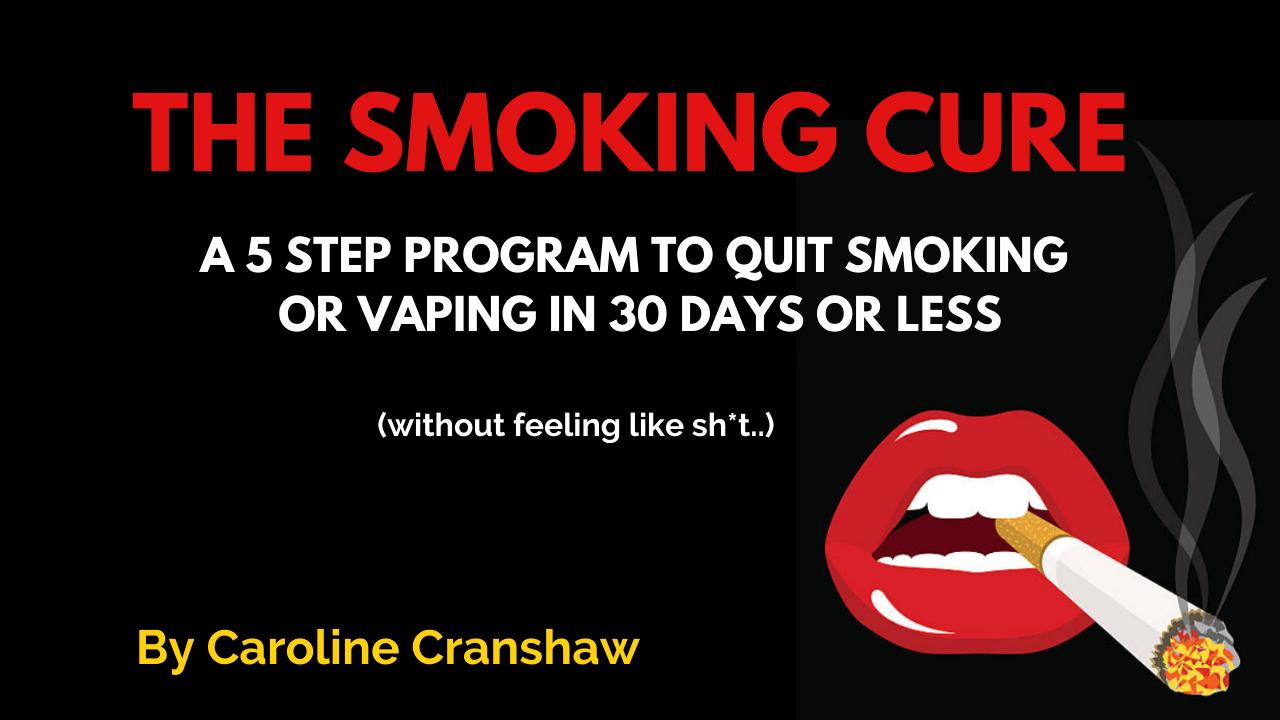 Xrczelqt4iiznrpefqar the smoking cure