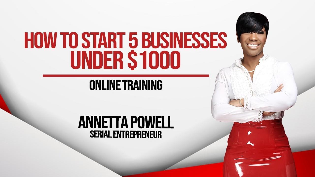 6hv6taaxqlqxfwljdjrb how to start 5 businesses under 1000