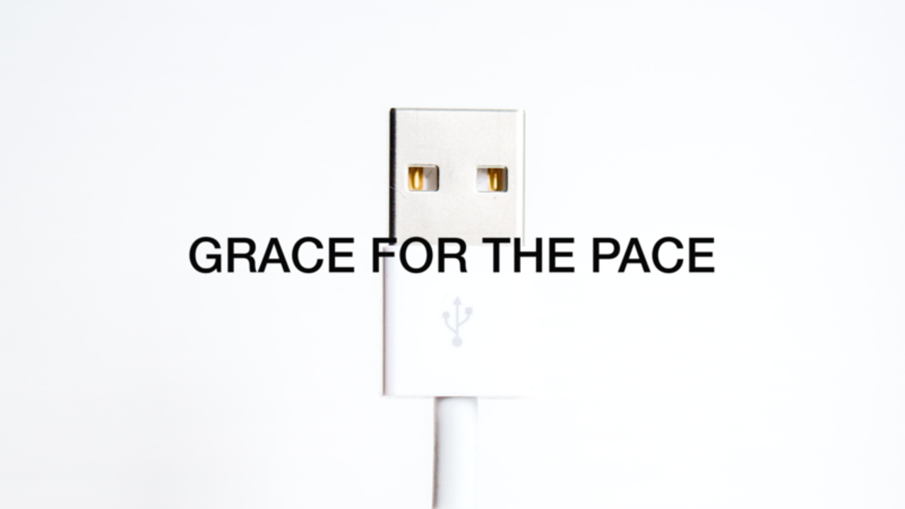 Vusi71kzseykcw3h38bm grace for the pace art