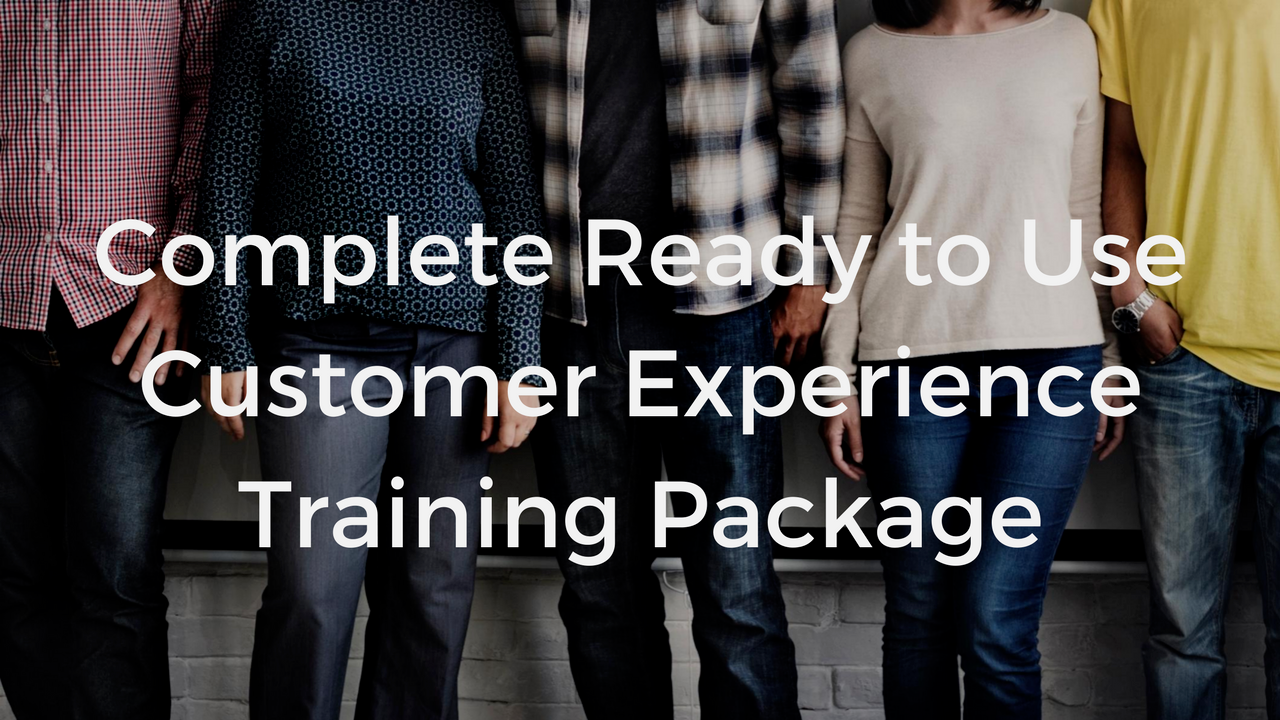 D4r2icooqrwdi2e9iyi3 qwj5uopttjwaiuom7alz complete read to use customer experience training package