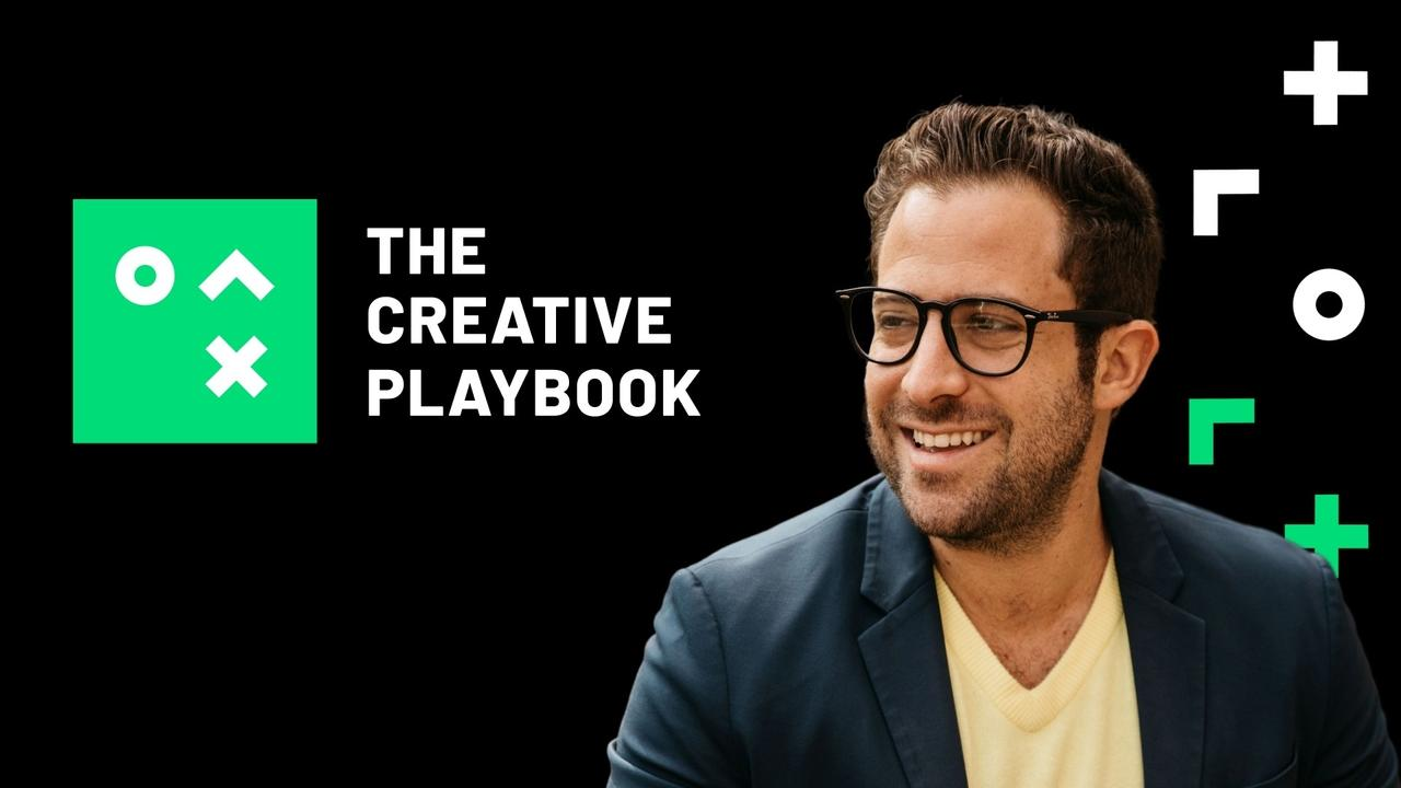 Xi3vbbeetqi0rcj9asg7 the creative playbook preview course