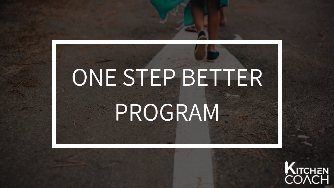 Tzidjesztmyfd4gd2xoz one step better program