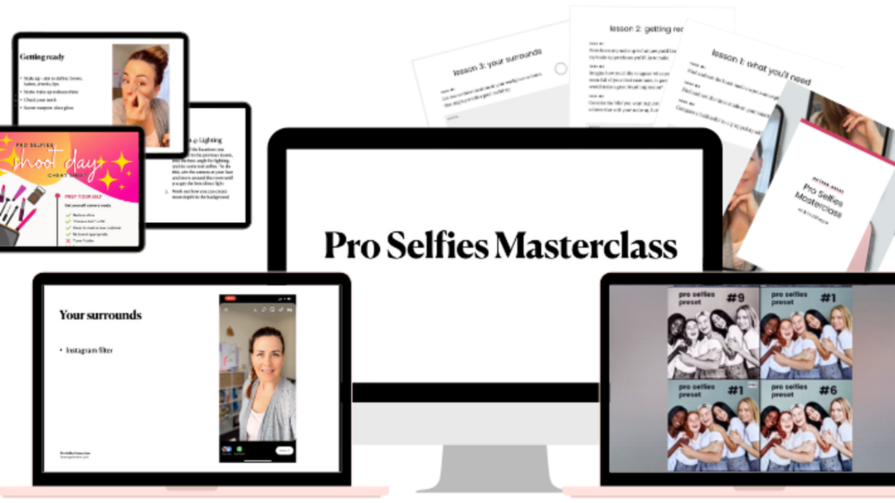 Zsmoumdut3sm3wrl8goq pro selfies course previews