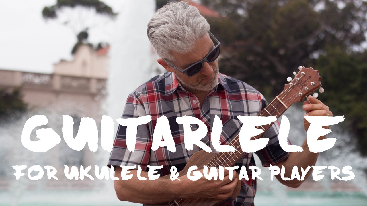 Iwahamilqdolttja7hht ultp guitarlele course
