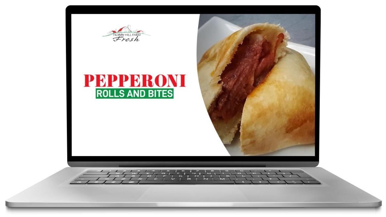 Aaahrhlqumbmyqzonrha pepperoni rolls and bites
