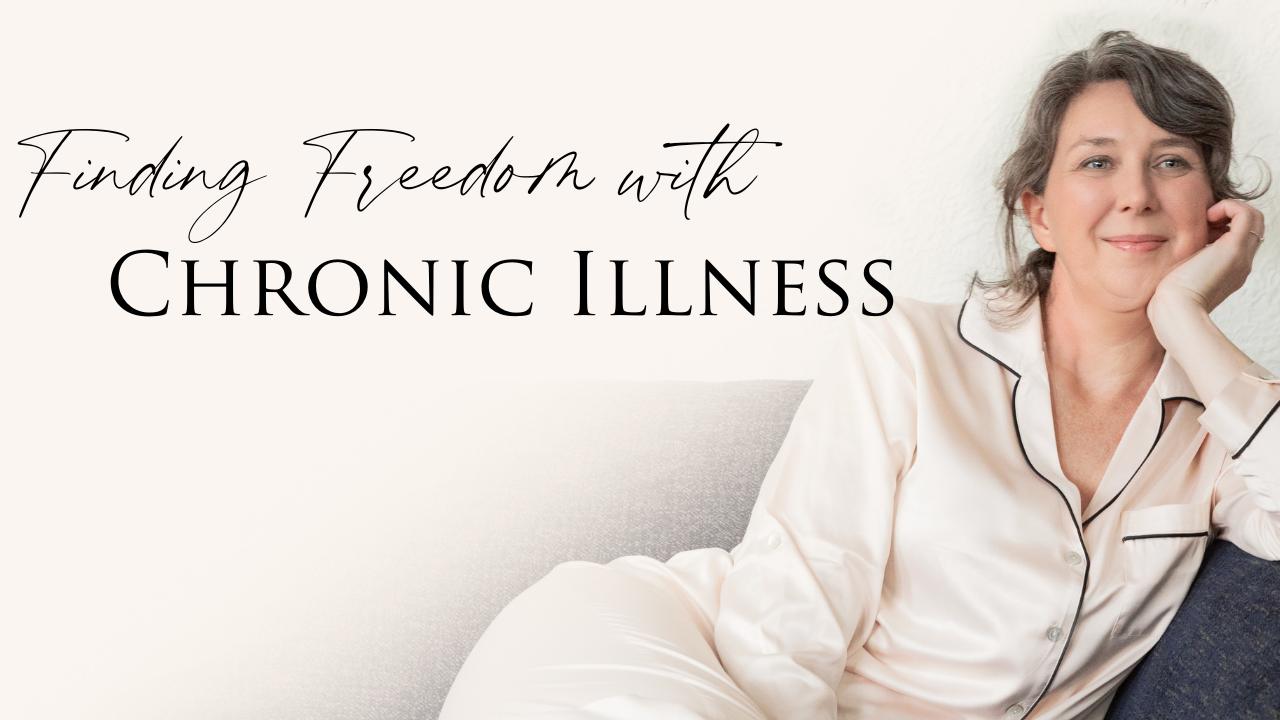 Z6weorofqv6jo0iahyti kajabi finding freedom with chronic illness course banner