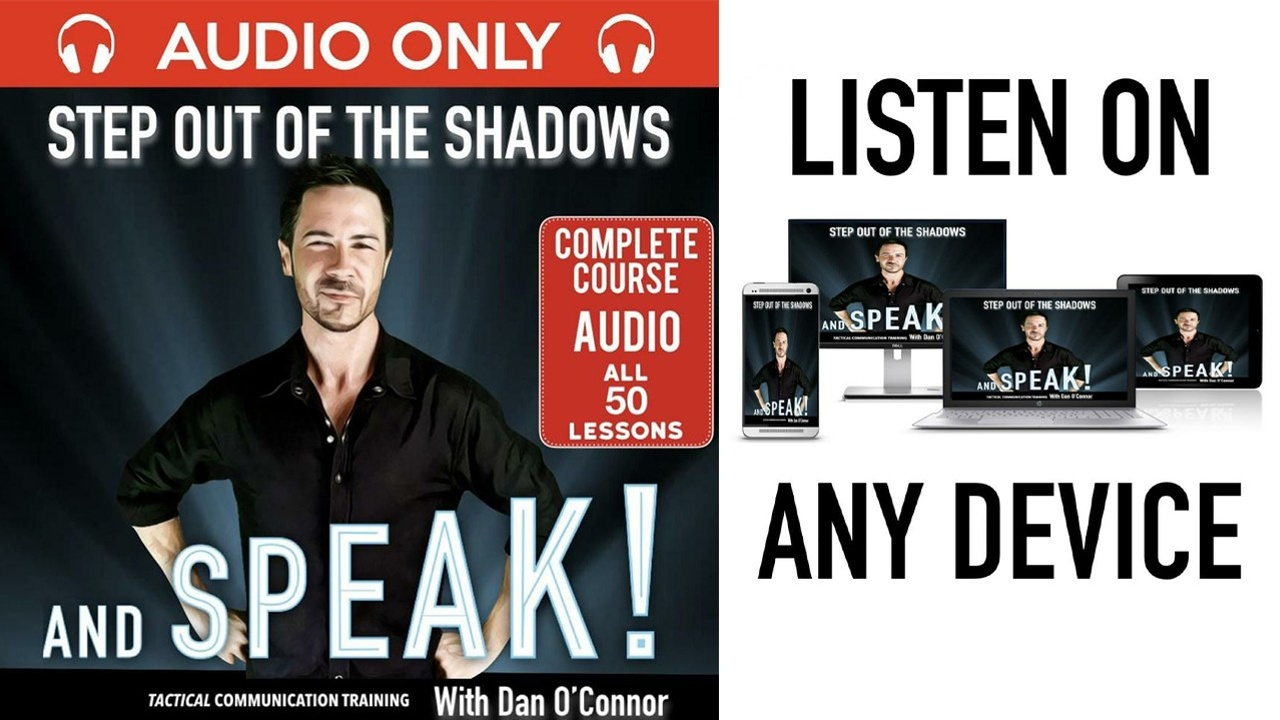 Flduzzzyshwu5447nafb step out of the shadows and speak complete course on audio