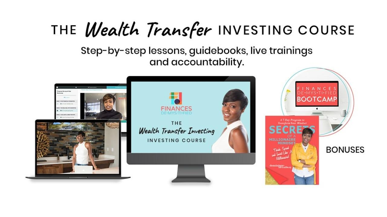 Vyezsxhyrpowhdbgchci the wealth transfer