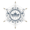 Lqwmufoq8mifqfeknuvq sacred geo crown logo