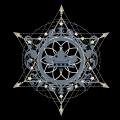 Unpq4thxseihxwiuvoed sacred geo crown logo
