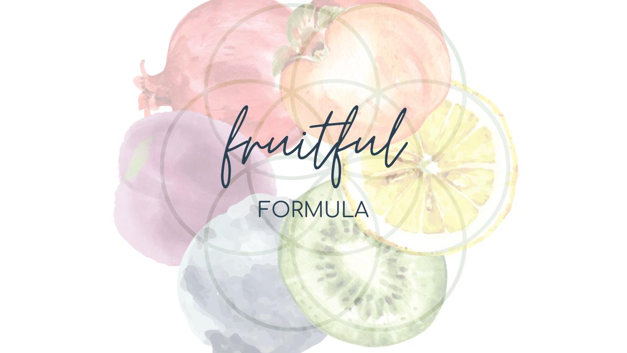 Prnnpspsskwdbmnanpo4 fruitful formula