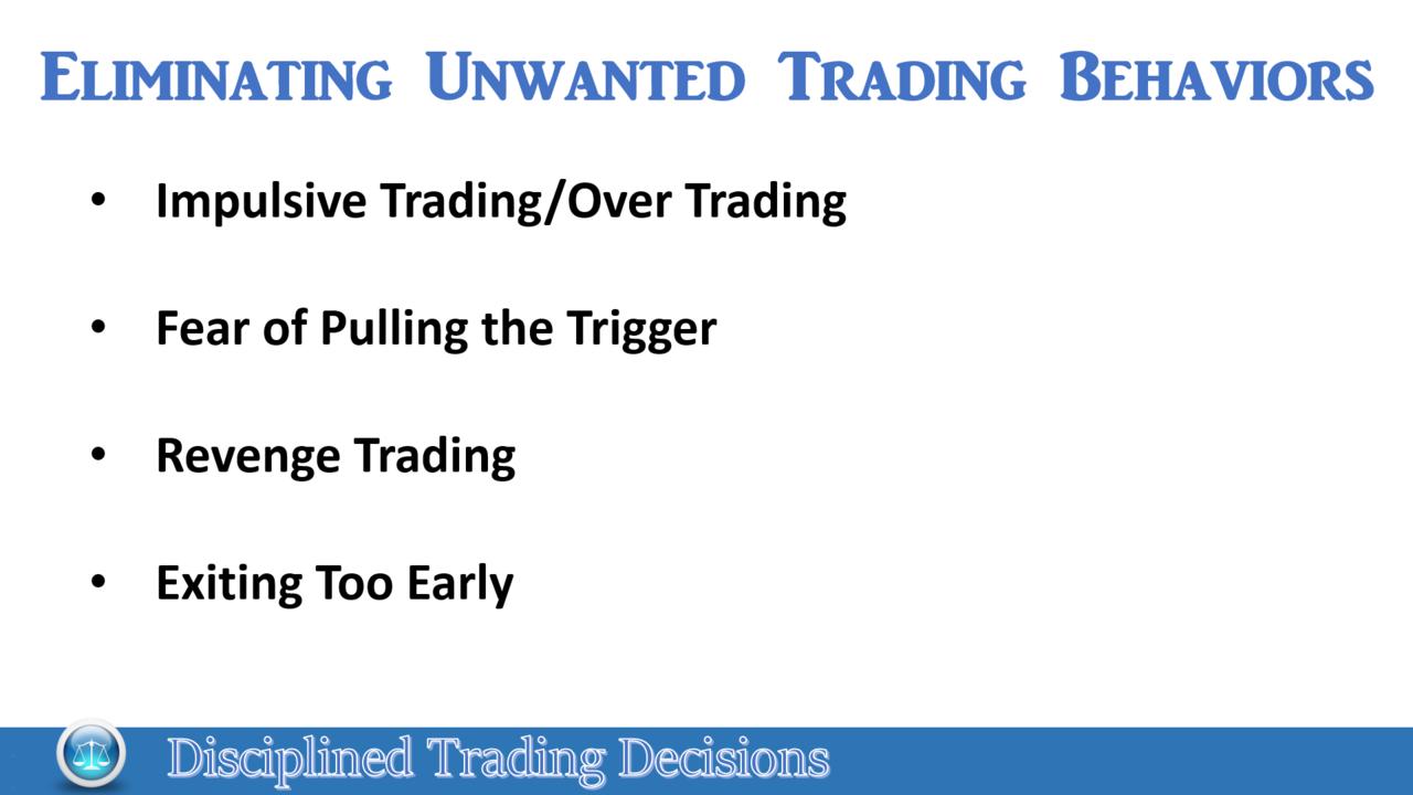 Rtfiwiwrbwaxk4ebubza eliminating unwanted trading behaviors