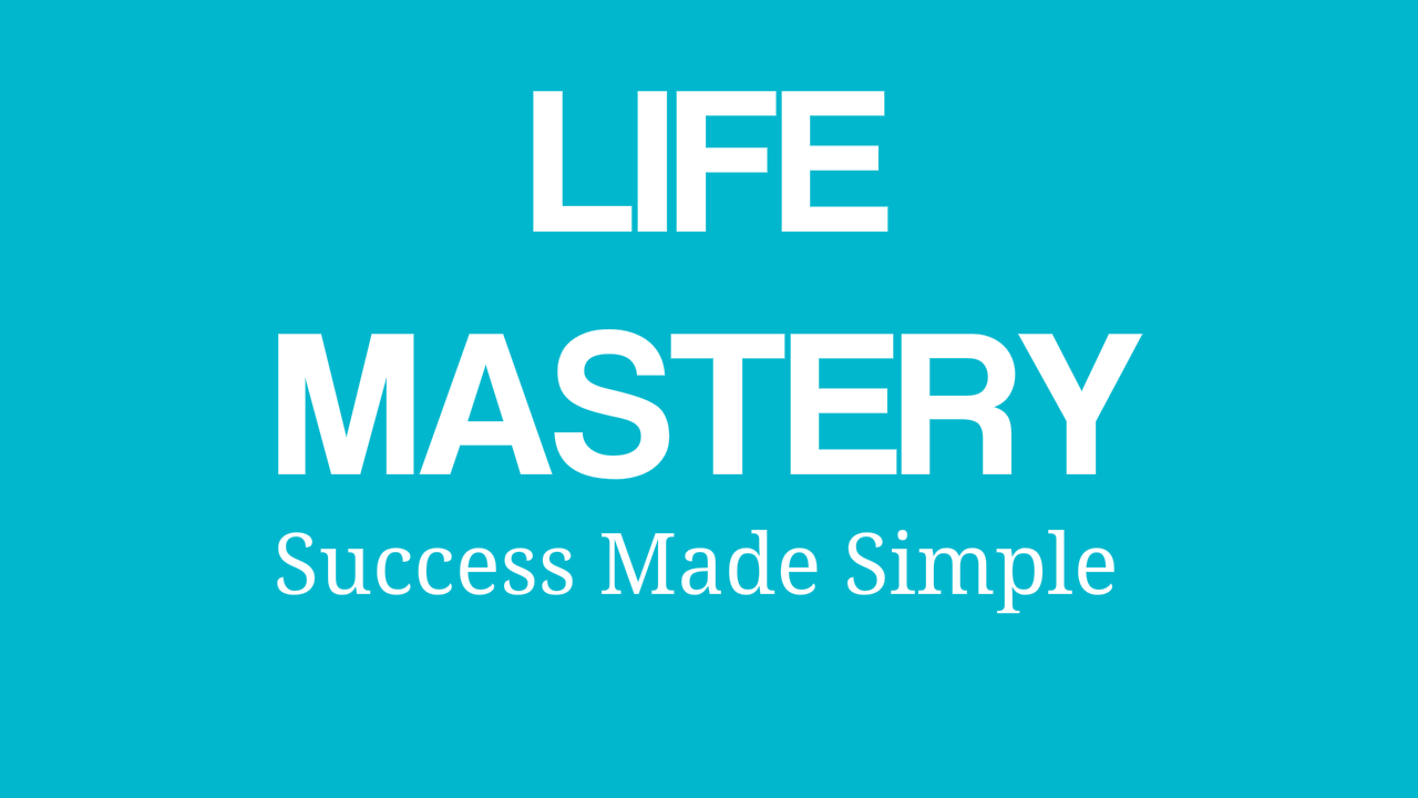 Tcwzskfitas6o2l97qlh life mastery product