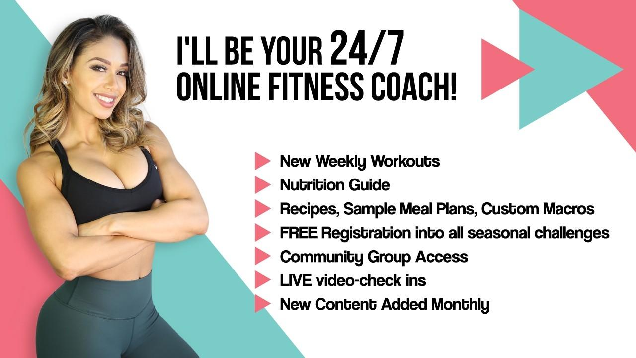 3a301d712a3 Training   Nutrition Monthly Membership