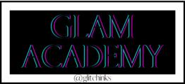 Am7wg85yrcc4qccndwte glam academy logo