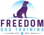 Nx5pk8burayq0qulcfuy freedom dog training rgb logo copy