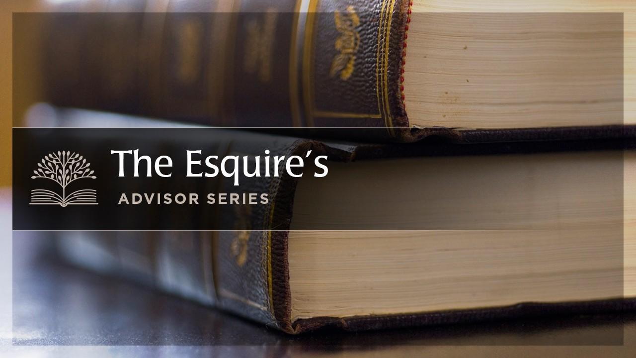 Hmzsksp4rdojkeezzm7l esquires advisorseries