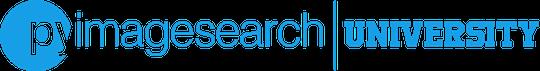 Wniujarmsxyncypjbwss pyimagesearch university logo