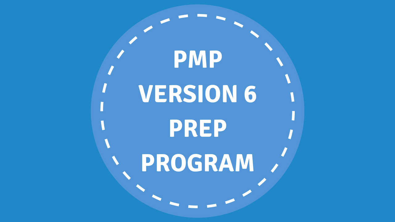 Od3wtrp1szyopzon3byt pmp version 6 prep program