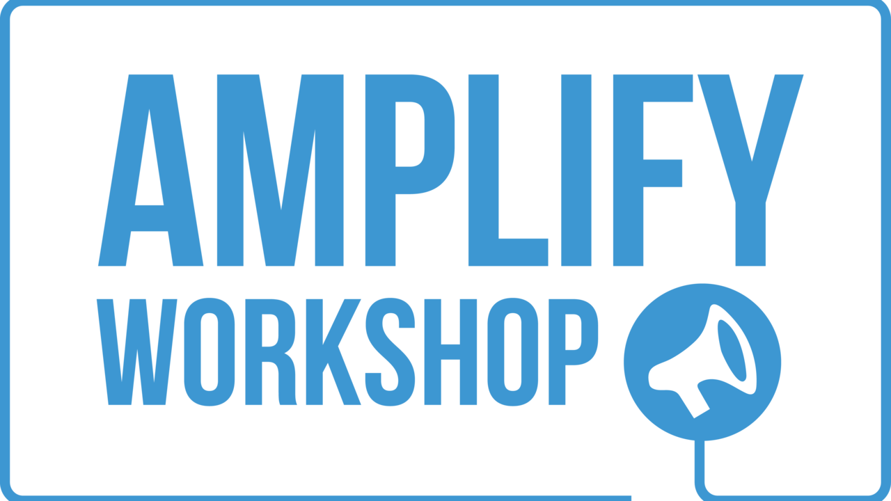 Oianqckltsgrlytmfhex  230 amplify workshop logo 3 fa