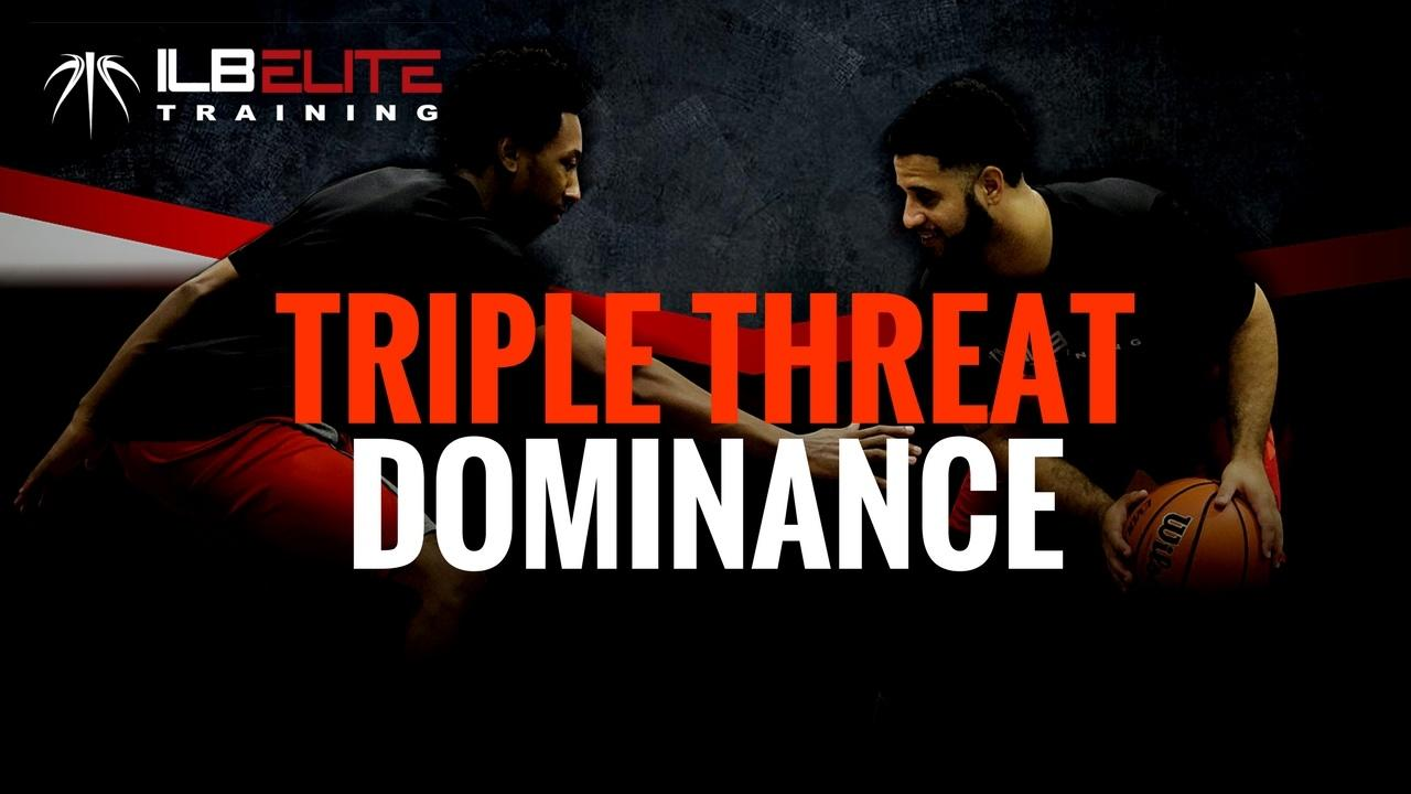 Elufzkebtwmfdd66a45m triple threat dominance