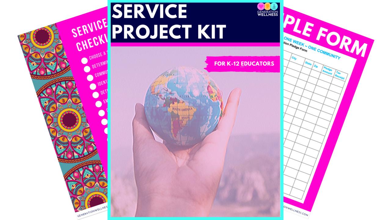 Z0okfyznqekgxqkhpoou service project kit generation wellness