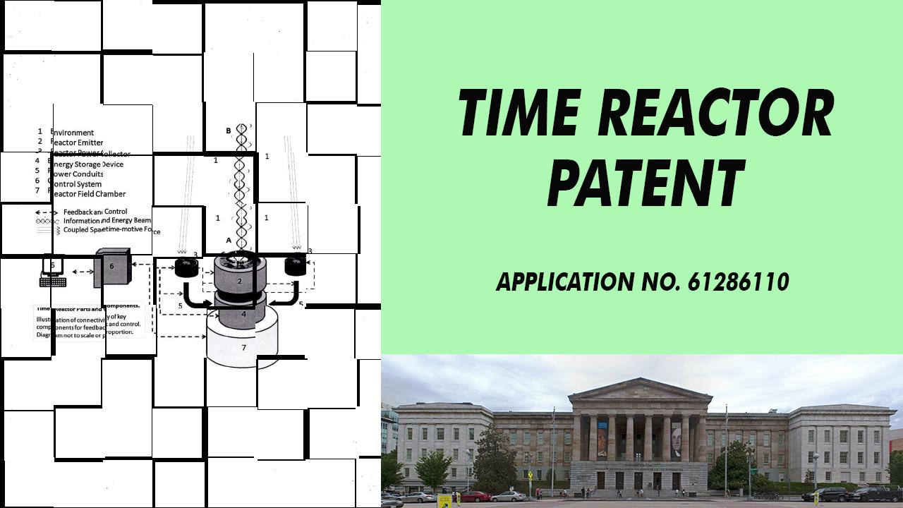 Z2y7wkysjgnbadcmeqia patent for time reactor