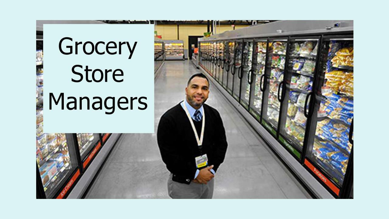 Grocery Store Food Safety Manager Program (GSFSM)