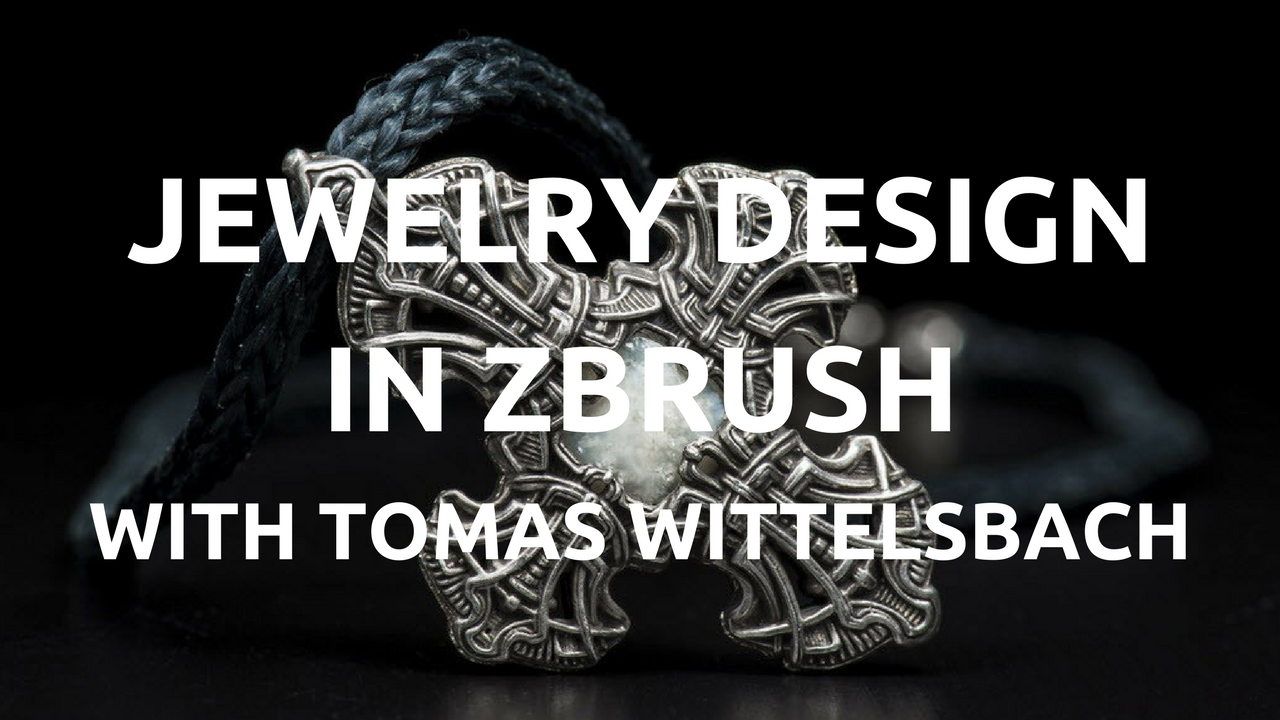 Gwcx2m3tfsd9yanffamh jewelry design in zbrush with tomas wittelsbach