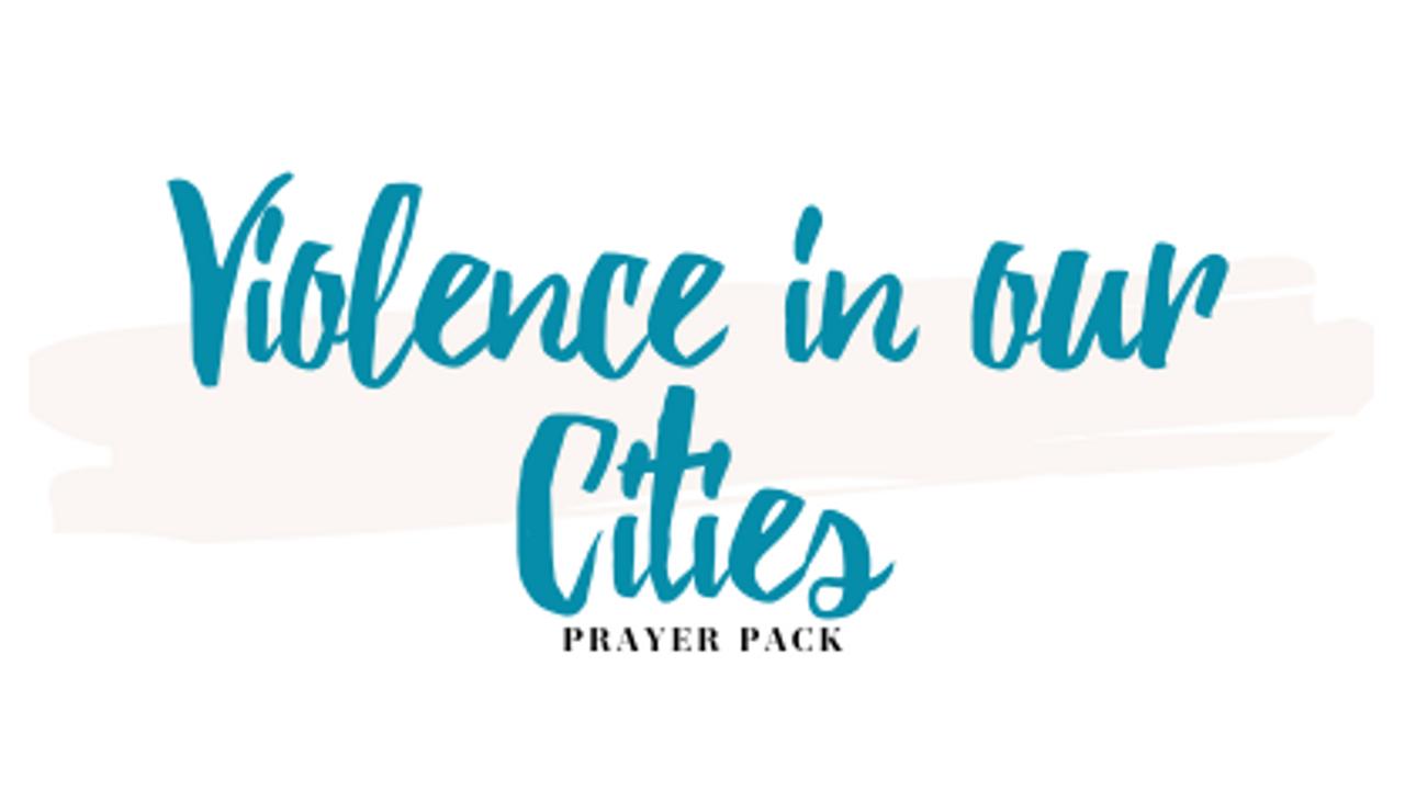 Zarmvcvwrliykupashwg violence in our cities