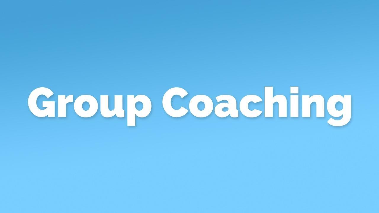 K9wjkmbquacoa7k7uvch group coaching