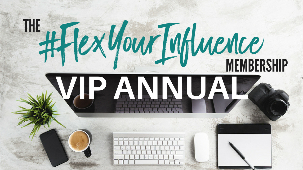 Fggpgifqvi0rqotixfsx copy of the flex your influence membership 5