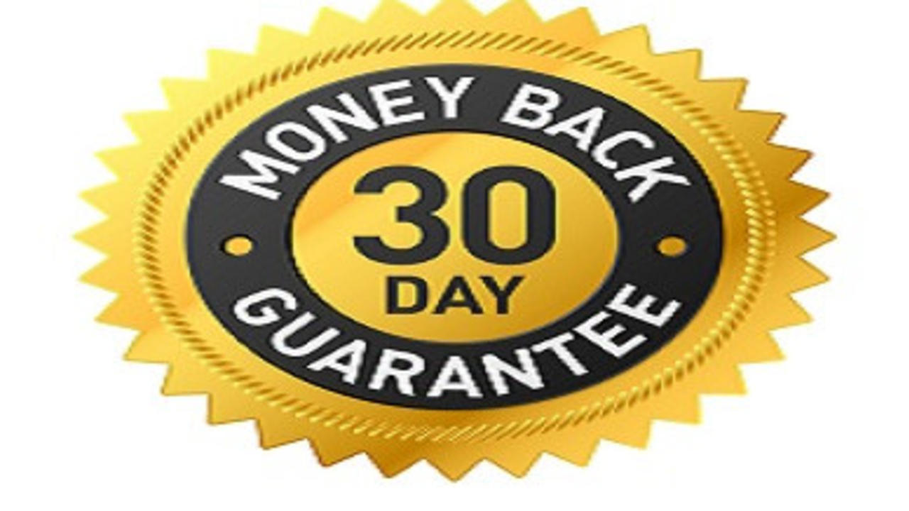 Gxl5ailqvodoe5qbrfyg 30 day money back guarantee rectangle