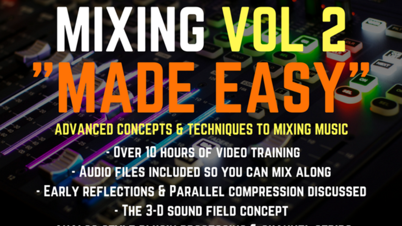 Z4uoeristyzcugljwpmu mixing made easy vol 2
