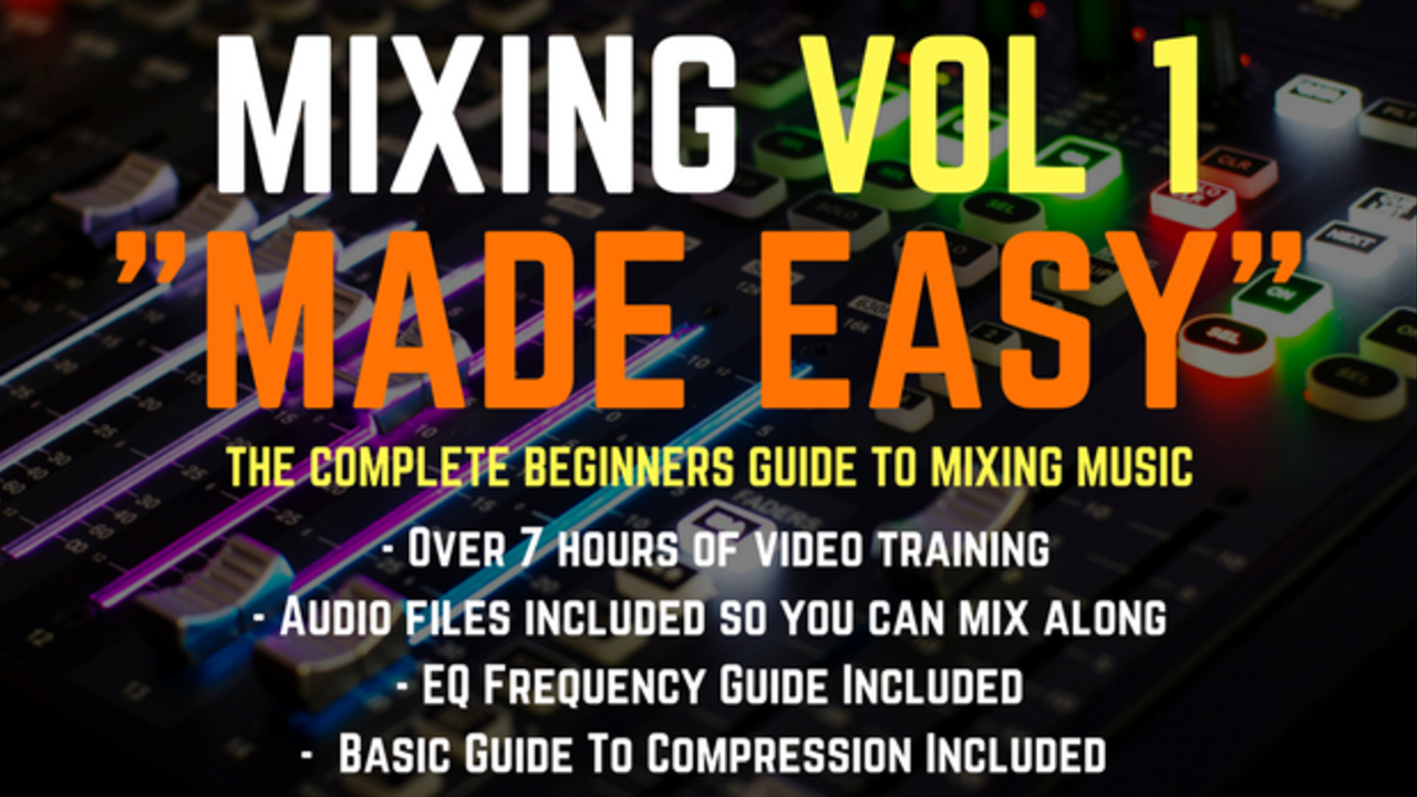 Anmhcmzsx9phckfz0oat mxing made easy vol 1