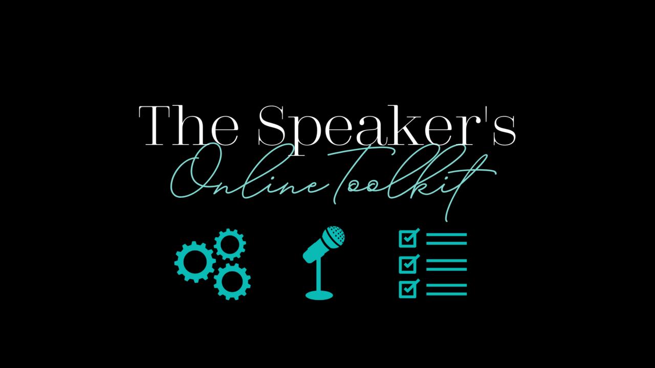 44yspxcktuslxqqcdy19 the speaker s toolkit 1