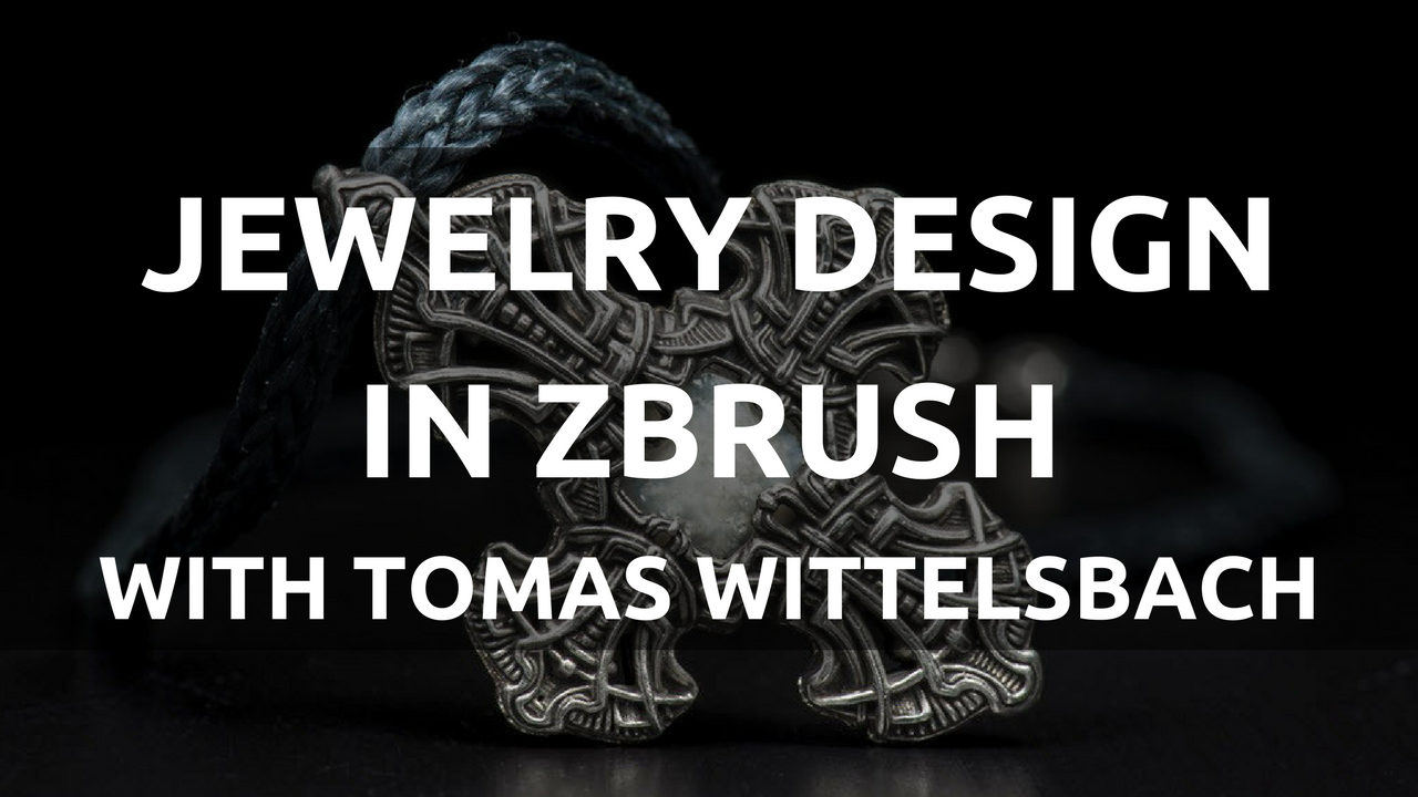 Rxzougnirxi5mkysa6wm jewelry design in zbrush with tomas wittelsbach