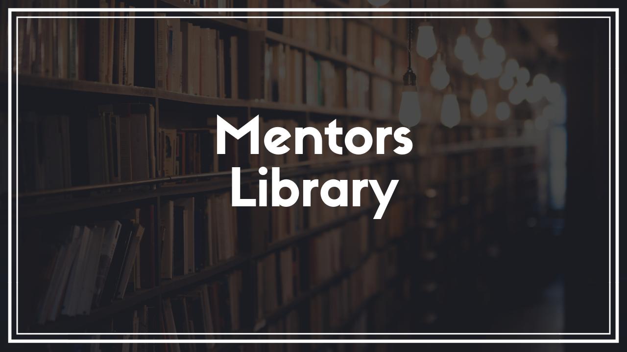 Lpijmmguqlucowbq5vks mentors library