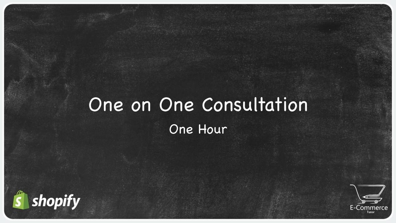 Oxhqf9r7tga34j7l3zzz ecommerce tutor offer template one hour