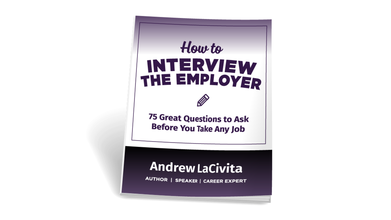 how to interview the employer ebook how to interview the employer