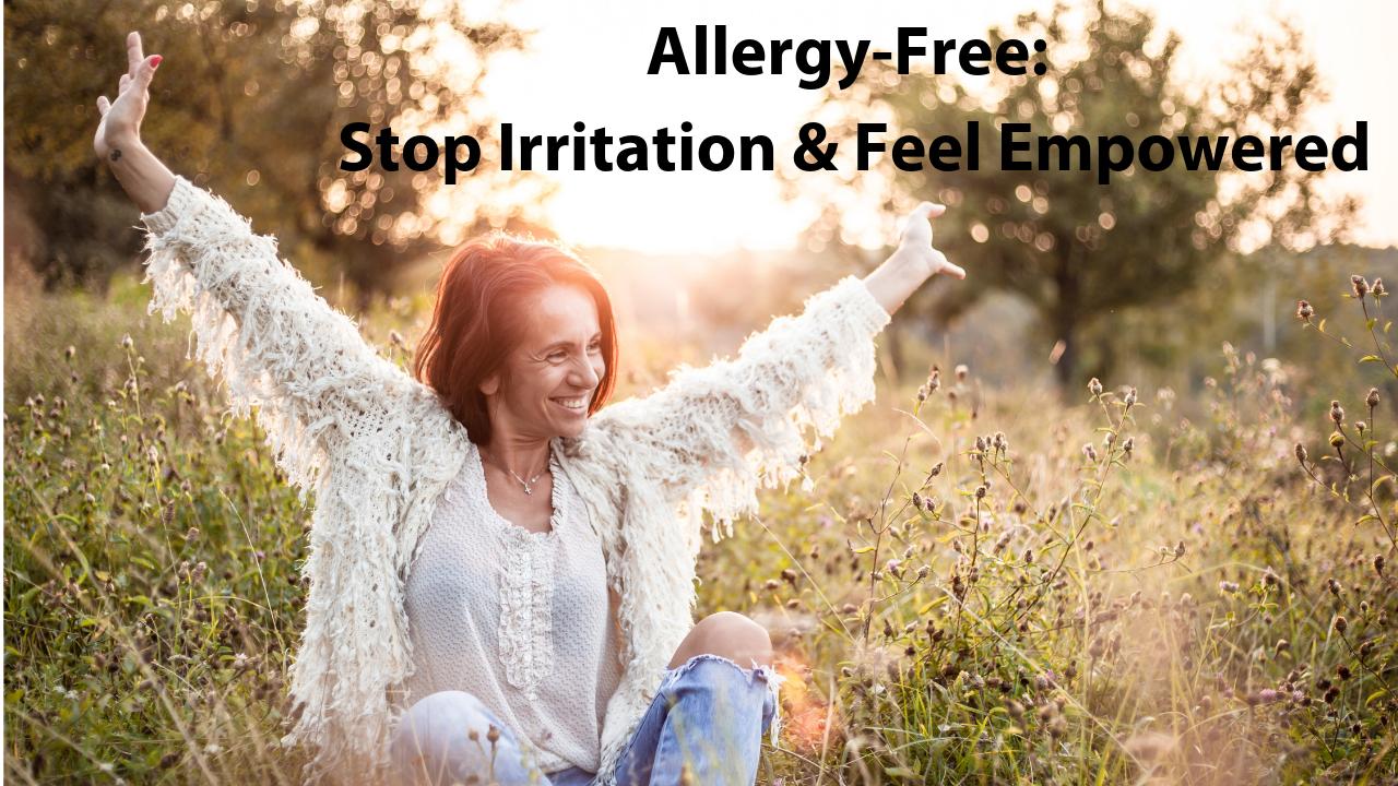 Etsogwqrh2zoqjjcnecg allergy free stop irritation feel empowered
