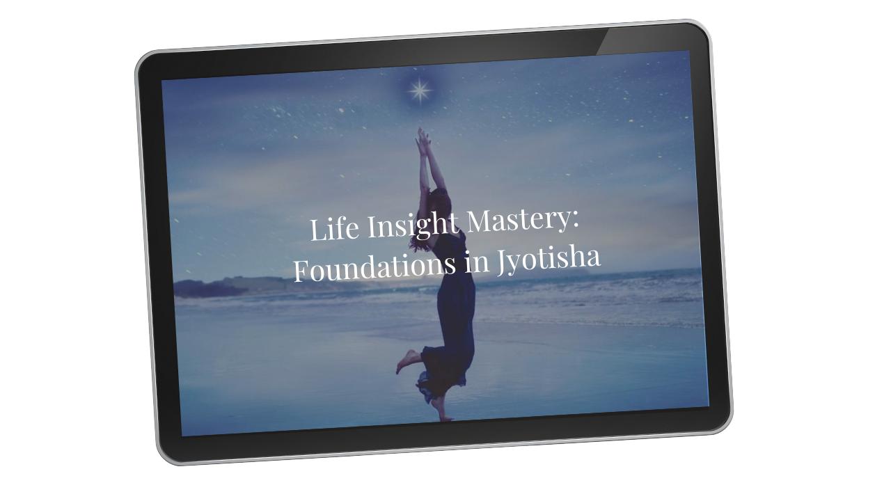 Nhmpd6aty5r4lrmjvjhw life insight mastery foundations in jyotisha